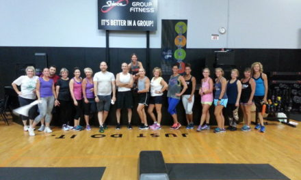 Group Blast class at Spiece Fitness