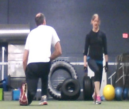 Do you have a workout partner at the gym? Fort Wayne Fitness Blog