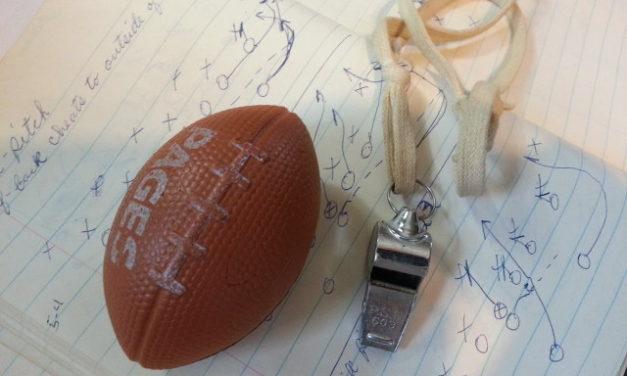 Son of a 9th grade football coach. Fort Wayne Fitness Blog