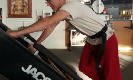 Are you climbing the fitness ladder? Fort Wayne Fitness Blog