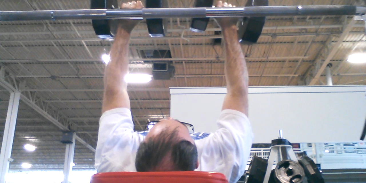 Working the Chest at Spiece Fitness