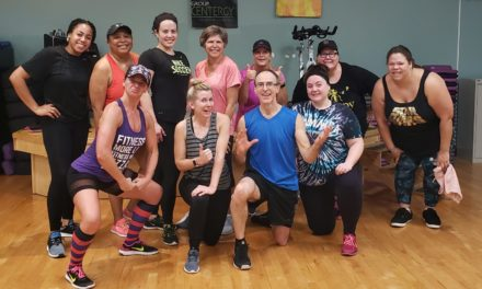 Real Men do Zumba! (that's what Nikki says) Fort Wayne Fitness Blog