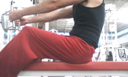 Back Training Spiece Fitness