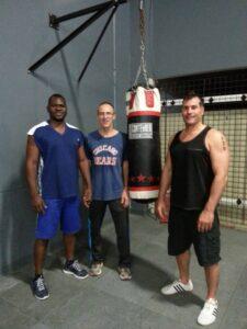 June 2016 Spiece Fitness Heavy Bag