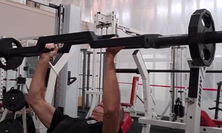 Multi-Grip bar at the gym. Fort Wayne Fitness Blog