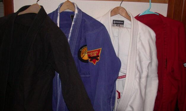 How many Martial Arts uniforms do I need?